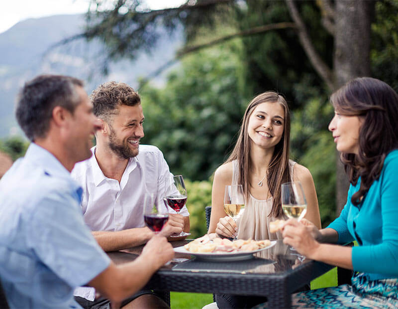 Südtiroler Wineparty im Laurin